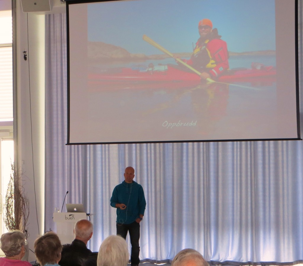 Lars Verket i Elvesalen torsdag 23.april 2015